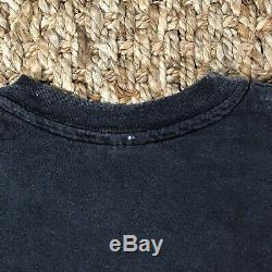 Vintage 80s 90s John Lennon Beatles Mosquitohead Style Single Stitch Tee Shirt