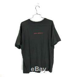 Vintage 80s John Lennon T Shirt Size Medium Memorial The Beatles Portrait
