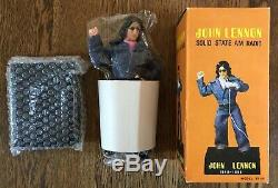 Vintage Beatles John Lennon Am Radio With Original Box Unopened Package