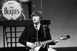 Vox Python Guitar Strap Beatles John Lennon Reissue