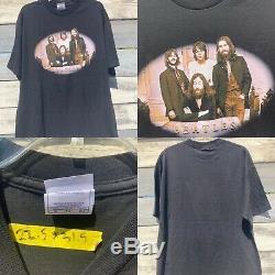 Vtg BEATLES TShirt Collection Lot Of 12 Harrison Lennon Yellow Sub Rare Sz XL