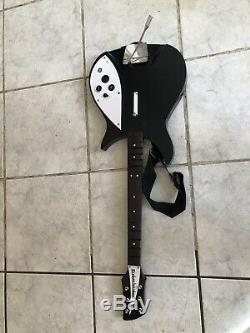 Xbox 360 Rock Band Beatles Limited John Lennon Wireless Rickenbacker Guitar