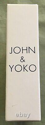 Yoko Ono 3 title 5 x CD set + PROMO BOX John Lennon THE Beatles PLASTIC ONO BAND